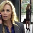 Laura Vandervoort as Sophie Anderson in Broken Trust - 454 x 130