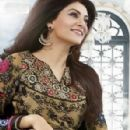 Actress Sushmita Sen new pictures for Salwar kameez - 297 x 427