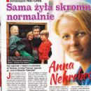 Anna Nehrebecka - Retro Wspomnienia Magazine Pictorial [Poland] (January 2018) - 454 x 642