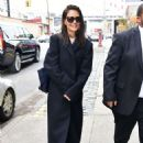 Katie Holmes – Arrives at the photographic studios in NYC