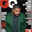 Aubrey Graham - GQ Magazine Cover [United States] (May 2016)