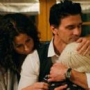 Frank Grillo and Minnie Driver