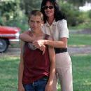 Lucas Black and Melanie Griffith in Crazy In Alabama - 10/99