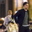 Robert Pattinson &FKA Twig in New York  (November 05, 2014)