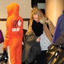Kristen Bell - LAX Airport , 2010-01-17