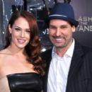 Amanda Righetti and Jordan Alan