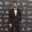 Antonio Velazquez Goya Cinema Awards 2015 In Madrid