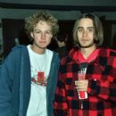 Devon Gummersall and Jared Leto