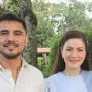 Marvin Agustin and Carmina Villaroel