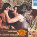 Caroline Munro and Doug McClure