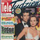 Izabella Scorupco - Tele Tydzień Magazine Cover [Poland] (5 January 1996)