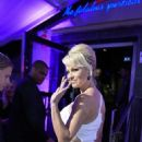 Pamela Anderson At All Star Nightclub Inauguration