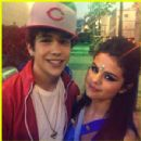 Selena Gomez and Austin Mahone - 300 x 300