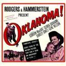 1955 POSTER FOR ''OKLAHOMA!'' GORDON MACRAE