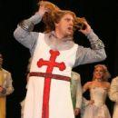 Christopher Sieber, Spamelot, Musicals