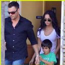 Brian Austin Green and Vanessa Marcil - 300 x 300