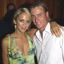 Bec Cartwright and Lleyton Hewitt - 287 x 304