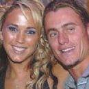 Bec Cartwright and Lleyton Hewitt - 272 x 196