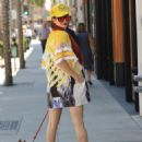 Phoebe Price – Shopping Candids in Beverly Hills - 454 x 634