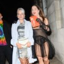 Lily Allen – Arrives at LOVE Magazine party in London