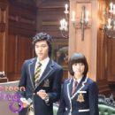 Lee Min Hoo and Koo Hye Sun Pictures from Boys before flowers - 454 x 341