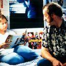 Eva Van Der Gucht as Marva Vereecken and Josse De Pauw as Jean Vereecken in Miramax's Everybody's Famous! - 2001 - 400 x 255