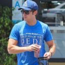 Zac Efron out and about in West Hollywood, CA (July 12)