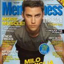 Milo Ventimiglia - Men's Fitness Magazine [United States] (October 2007)