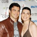 "Julianna Margulies - ""Stand Up For A Cure"" In New York City, 10.09.2008."
