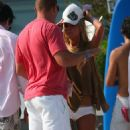 Tara Reid At A Beach Party In Malibu, 2007-07-21