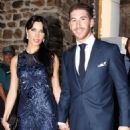 Sergio Ramos and Pilar Rubio - 454 x 606