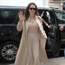 """Angelina Jolie : """"First They Killed My Father"""" New York Press Junket"""