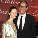 Emilie Livingston and Jeff Goldblum - 454 x 631