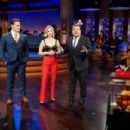 January Jones – On 'The Late Late Show With James Corden' in LA