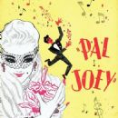 PAL JOEY 1951 Broadway Revivel By Rodgers & Hart - 454 x 602