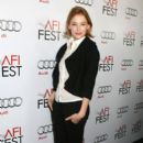 Haley Bennett - at AFIFEST 2009 - 'The Hole In 3D' Premiere - 31/10/09 - 392 x 594