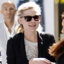 Kirsten Dunst - Prepares To Depart From The Nice Airport, 2010-05-24
