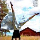 Karlie Kloss Vogue Us Magazine December 2014