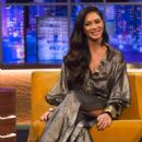 Nicole Scherzinger – The Jonathan Ross Show in London - 454 x 710