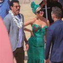 Katy Perry – Promotional photos 'America Idol' on a beach in Honolulu