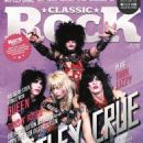 Mötley Crüe - Classic Rock Magazine Cover [Germany] (April 2019)