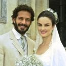Malvino Salvador and Carolina Kasting