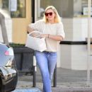 Cameron Diaz – Shopping at West Elm in Los Angeles