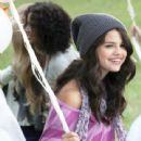 Behind the scenes of Dream Out Loud commerical part 2