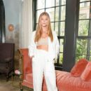 Nina Agdal – W Magazine It Girl Luncheon in New York City 9/7/2016 - 454 x 681