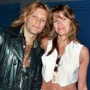 Jon and Dorothea Bon Jovi - 454 x 559