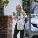 Bella Thorne – Arrives home in Sherman Oaks