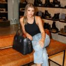 Sofia Richie – Meets fans at Windsor Smith store in Melbourne