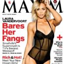 Laura Vandervoort Maxim Magazine March 2014