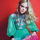 Elle Fanning - W Magazine Pictorial [United States] (October 2016) - 454 x 590